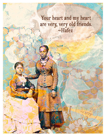 Photograph -- Hafez Your Heart My Heart
