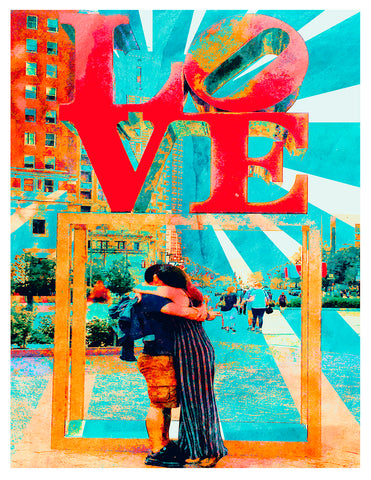 Love -- Philly Love Couple
