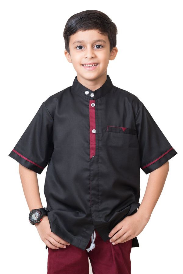 Koko Kids Ilyas Black