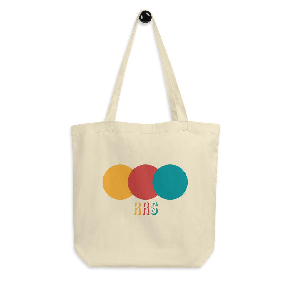Red Rock Studio Eco Tote Bag - redrockartstudios