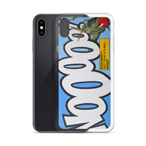 """Nooooo!"" by Martin Richens - iPhone Case - redrockartstudios"
