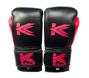 Killa Elite 14oz Velcro style Gloves