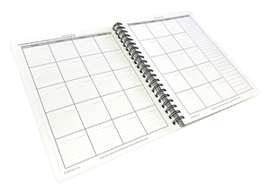 8020365 - Life Planning System and Monthly Calendar