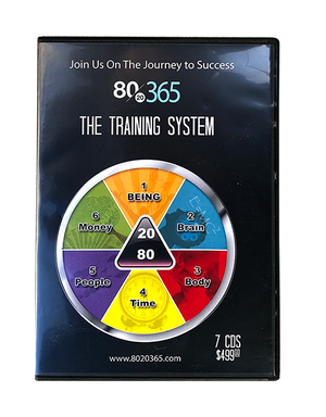 8020365 - 7 CD Lesson Set for Living a Balanced Life