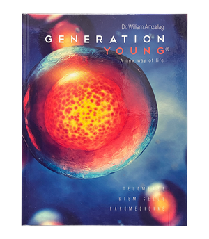 Generation Young by William AMZALLAG - A New Way of Life - Hardcover