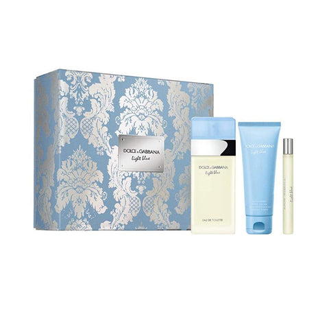Dolce & Gabbana Light Blue Pro Gift set
