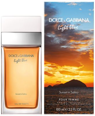 Dolce & Gabbana Light Blue Sunset in Salina Limited 100ml