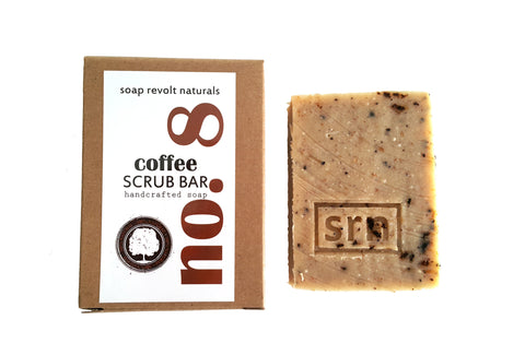 body scrub coffee bar