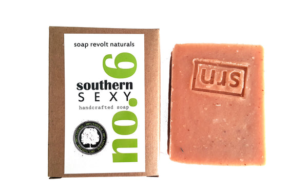natural soap for men southern sexy