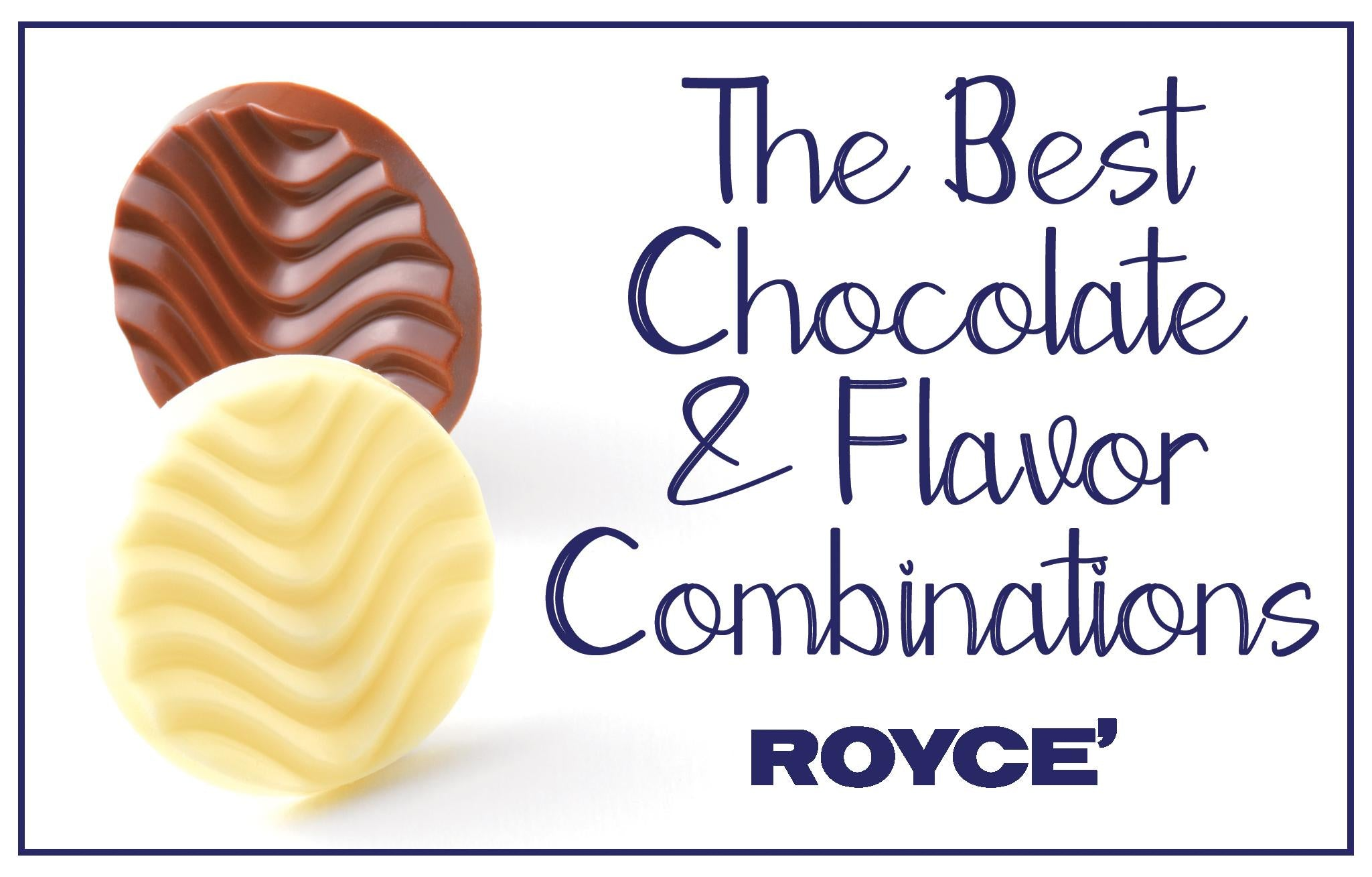 The Best Flavor Combinations for Every Type of Chocolate