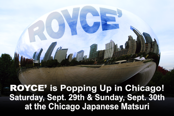 Chicago, Get Ready to Fall in Love with ROYCE' Chocolate