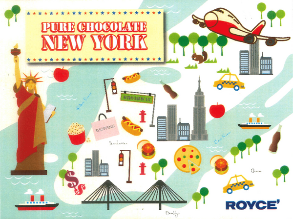 New York City's Love Affair with Chocolate