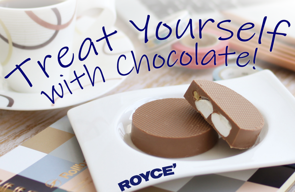 Why It's Important to Treat Yourself (Especially with Chocolate)