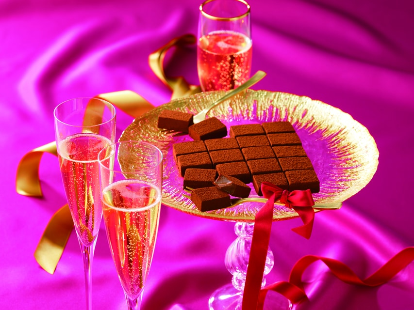 Why Chocolates Are Romantic