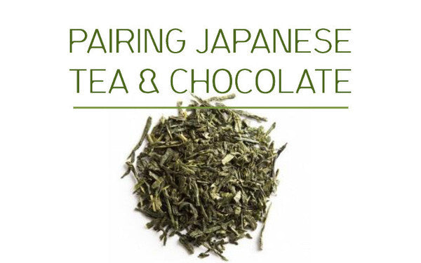 Experience How Japan Does Chocolate...and Tea!