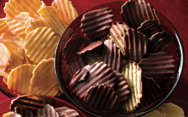 ROYCE' Potato Chips with Chocolate