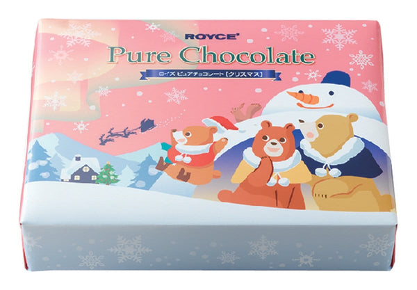 "COMING SOON: ROYCE' Pure Chocolate ""Christmas"" - ROYCE' Chocolate USA Online Store"
