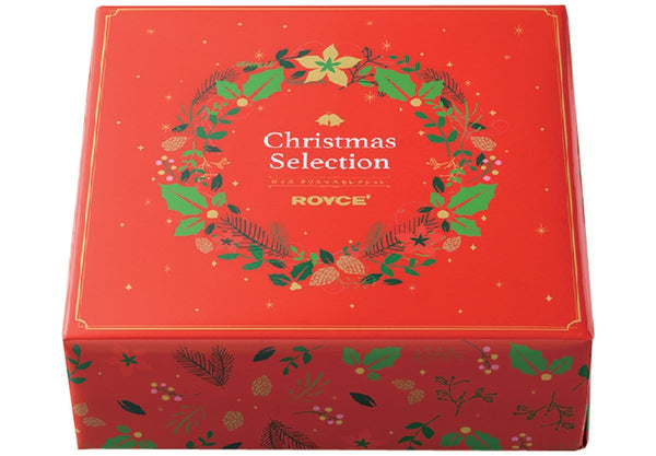 COMING SOON: ROYCE' Christmas Selection (53 pcs) - ROYCE' Chocolate USA Online Store