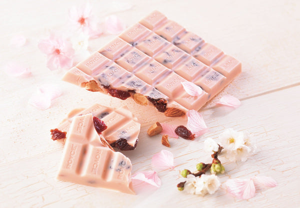 "COMING SOON: Chocolate Bar ""Sakura Berry (Cherry & Almond)"" - ROYCE' Confect USA Online Boutique"