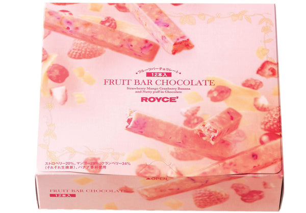 Fruit Bar Chocolate - ROYCE' Chocolate USA Online Store