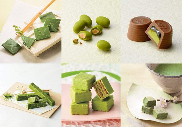 Matcha Box - ROYCE' Chocolate USA Online Store