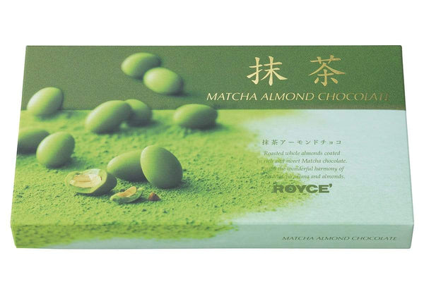 Matcha Almond Chocolate - ROYCE' Confect USA Online Boutique