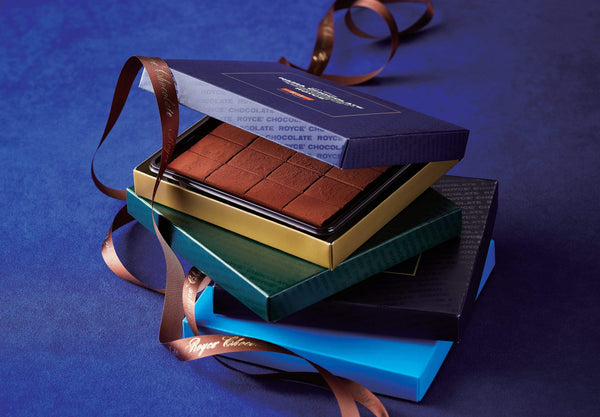 Signature Nama Chocolate Gift Set - ROYCE' Chocolate USA Online Store