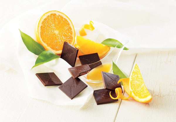 "Prafeuille Chocolat ""Orange"" - ROYCE' Chocolate USA Online Store"