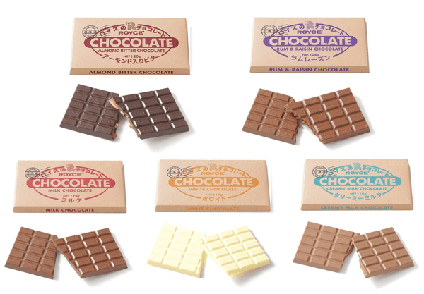 ROYCE' Chocolate Bar Gift Set - ROYCE' Chocolate USA Online Store
