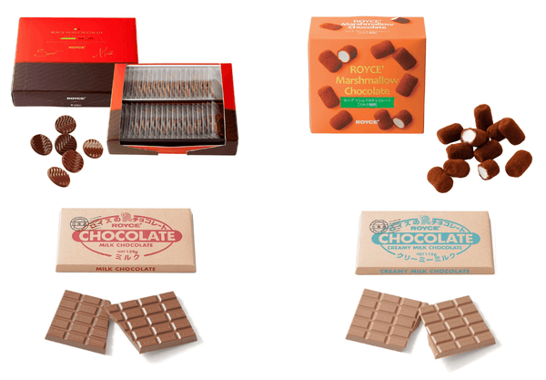 ROYCE' Milk Chocolate Gift Set - ROYCE' Chocolate USA Online Store