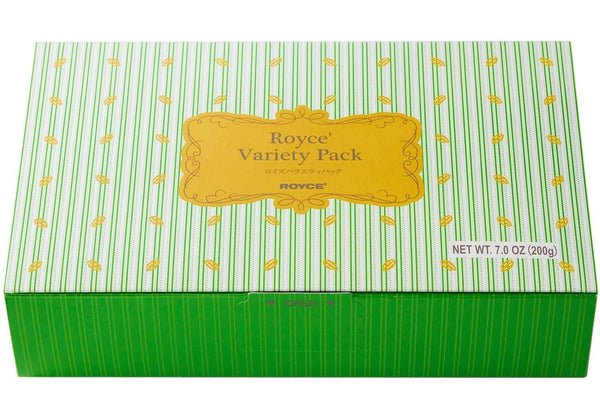 "ROYCE' Variety Pack ""Flavorful"" - ROYCE' Confect USA Online Boutique"