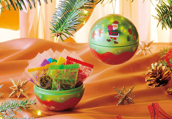 "COMING SOON: ROYCE' Decoration Ball ""Smile Santa Claus"" - ROYCE' Chocolate USA Online Store"