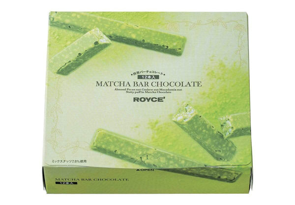 Matcha Bar Chocolate - ROYCE' Chocolate USA Online Store