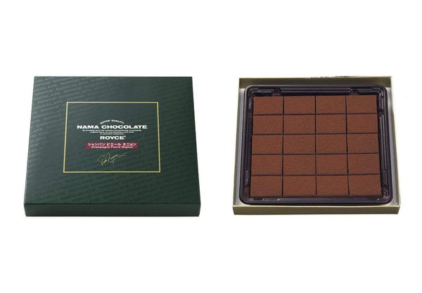 "Nama Chocolate ""Champagne Pierre Mignon"" - ROYCE' Chocolate USA Online Store"