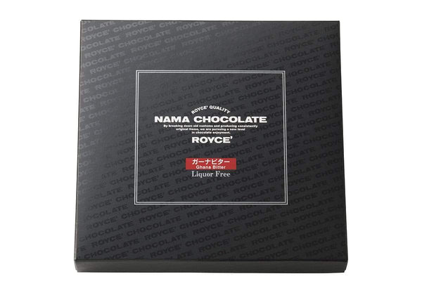 "Nama Chocolate ""Ghana Bitter"" - ROYCE' Confect USA Online Boutique"