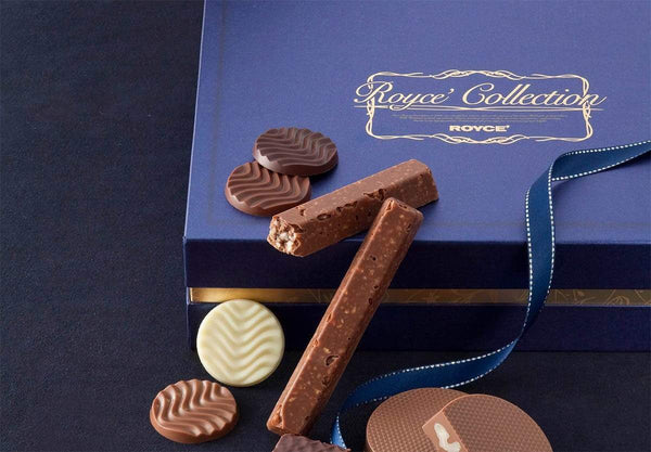 "ROYCE' Collection ""Blue"" - ROYCE' Chocolate USA Online Store"