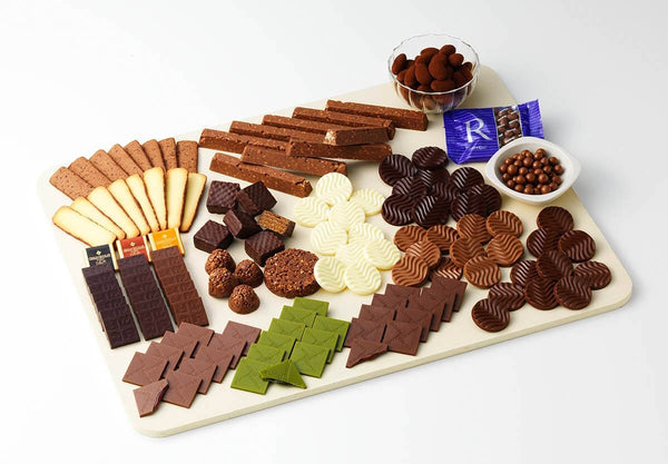 "ROYCE' Collection ""Brown"" chocolates and confections"