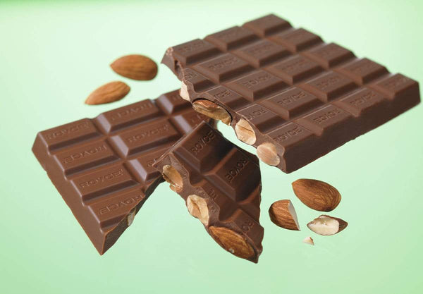 "Chocolate Bar ""Almond"" - ROYCE' Chocolate USA Online Store"