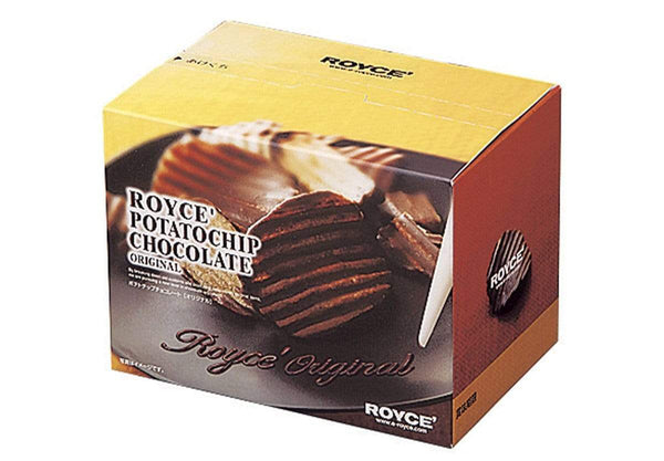 "Potatochip Chocolate ""Original"" - ROYCE' Chocolate USA Online Store"