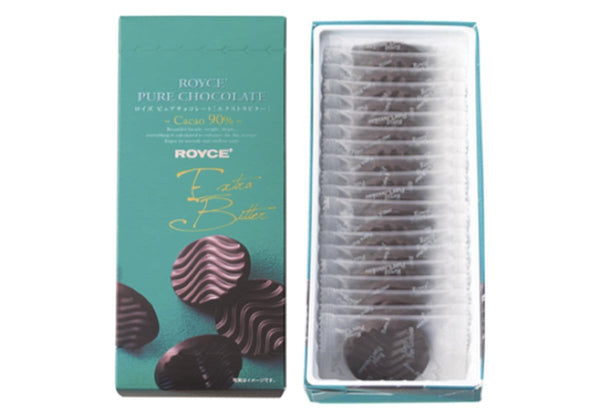 "Pure Chocolate ""Extra Bitter"" - ROYCE' Confect USA Online Boutique"