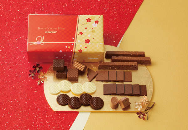 "ROYCE' Variety Pack ""New Year"" - ROYCE' Chocolate USA Online Store"