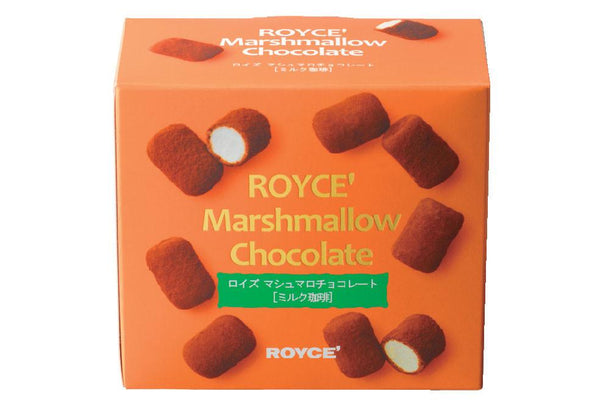"Marshmallow Chocolate ""Milk Coffee"""