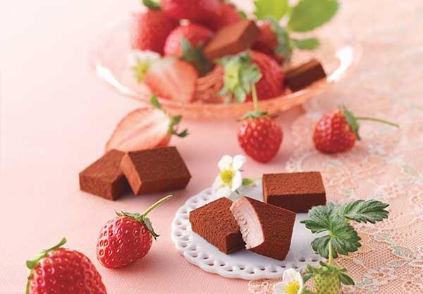 "Nama Chocolate ""Strawberry"""