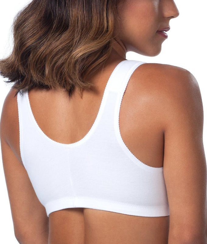 20d81e6288aaf ... Leading Lady Front Close Wire-Free Bra 110 image 4 - Brayola ...