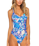Sunsets Veronica One Piece Swimsuit 112