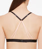 Fleur't With Me Cross Dye Strappy Bralette 2143 image 4 - Brayola