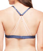 Fleur't With Me Cross Dye Strappy Bralette 2143 image 5 - Brayola