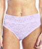 Lilac Rhonda Shear Lace Brief 2913 image 2 - Brayola
