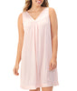 Exquisite Form Knee Length Sleeveless Short Nightgown Plus 30807 image 5 - Brayola