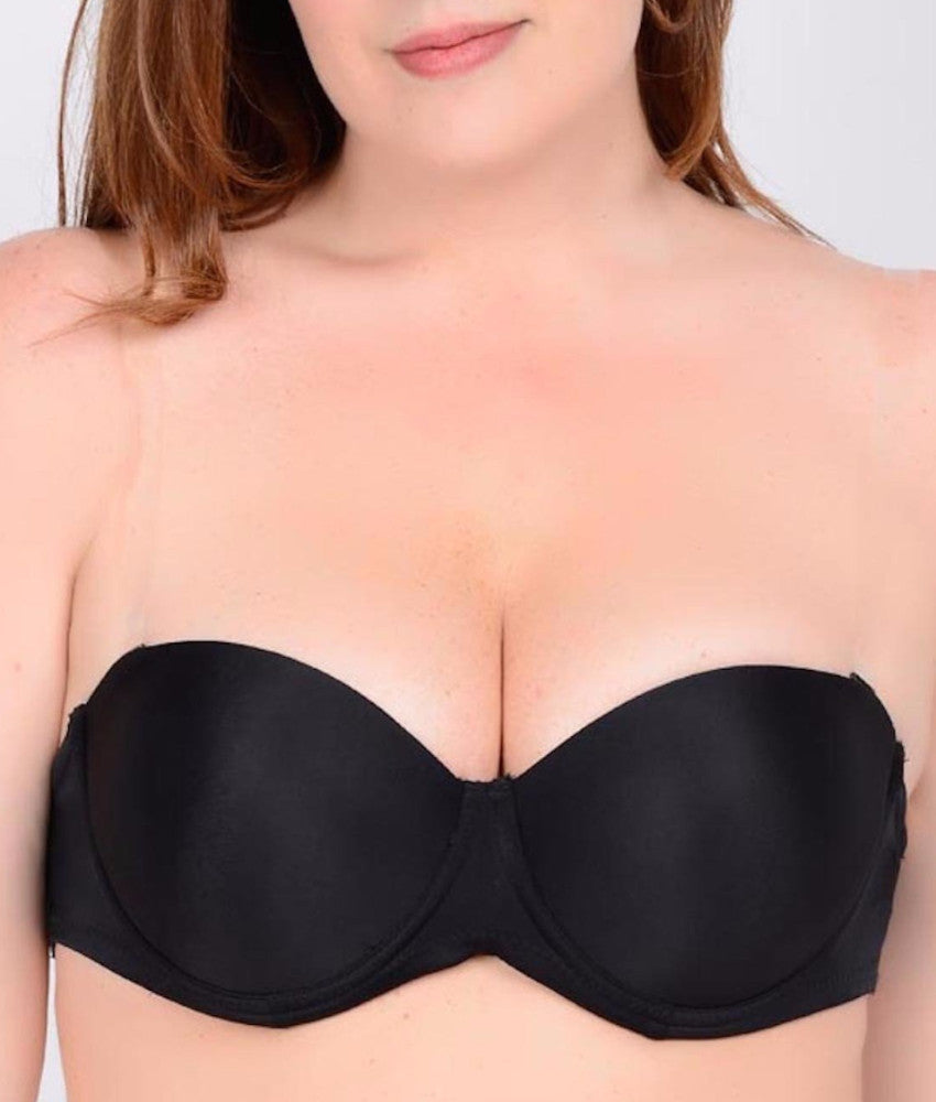 QT - Shaparee by  Clearly Hooked Padded Molded Bra